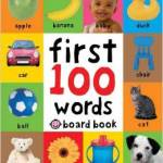 Amazon: First 100 Words Board Book Only $3.15 (Reg. $5.99)