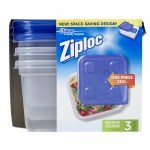 Walgreens: Ziploc Containers Only $1.23