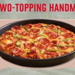 *HOT* Domino's: FREE 2-Topping Medium Pan Pizzas!