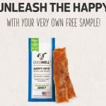 FREE Dogswell Chicken Breast Jerky Dog Treat Sample!