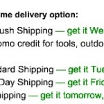Amazon: *HOT* FREE $5 Credit when you Choose FREE No-Rush Shipping!