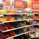 Target:  $10 off a $50 Women's Apparel Purchase Coupon