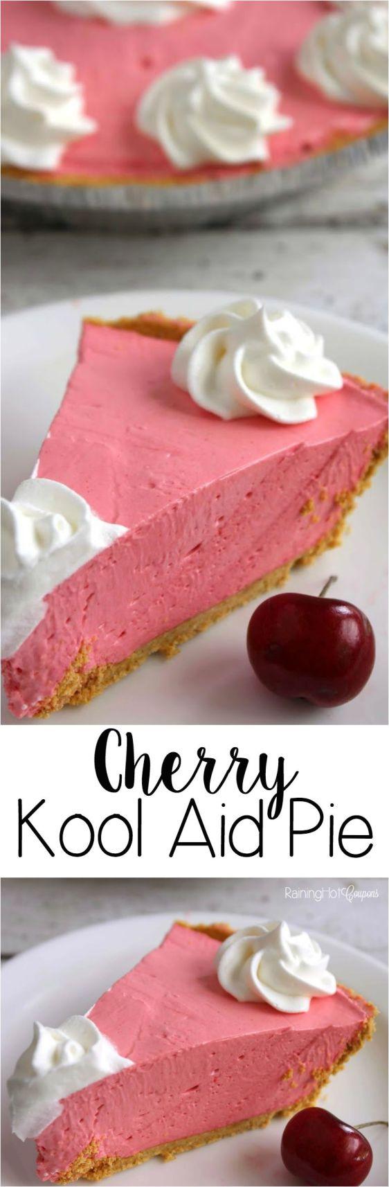cherry kool aid