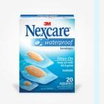 FREE Sample of Nexcare Waterproof Bandages