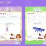 *HOT* FREE Letter from Disney's Sofia the First!