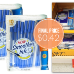 Box of Paper Mate Pens ONLY $0.42!