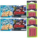Walgreens: Kellogg's Rice Krispies Treats And Wesford Erasers Only $2.95