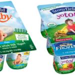 RARE Buy 1 Get 1 FREE Stonyfield Yobaby or YoTot 6-Pack Yogurt Coupon ($4.49 VALUE!)