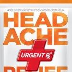 Walgreens: Urgent Rx Headache Relief Powders Only $0.49