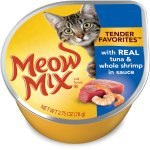 Target: Meow Mix Wet Food Cups Only $0.34