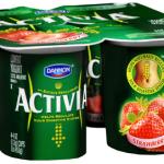 Target: Dannon Activia 4-Pack Yogurt Cups Only $0.91