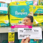 CVS: Pampers Diapers Jumbo Pack Only $4.66