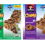 Target: Quaker Chewy Granola Bars Girl Scout Flavors Only $0.12