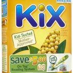 Target: Kix Cereal As Low As $1.24