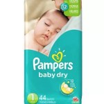 *HOT* FREE Package of Pampers Baby Dry Diapers + FREE Pick-Up!