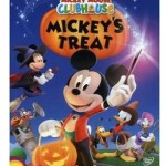 Mickey Mouse Clubhouse – Mickey's Treat DVD Only $5.99 (Reg. $15.99)!