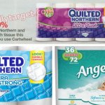 Target: Ouilted Northern & Angel Soft Bath Tissue As Low As $ 3.79 (Starting 9/13)