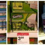 Target: *HOT* FREE Swiffer Wet & Dry Refills, Duster Starter Kits + $4 MONEYMAKER!!
