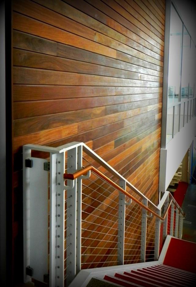 EPA Building Lenexa, KS FSC Cumaru Rainscreen