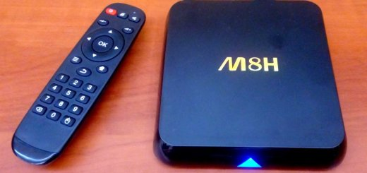 M8H Android Media Player