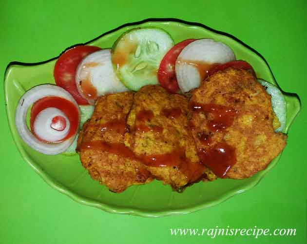 Fish Eggs Fry - Fish Roe Recipe