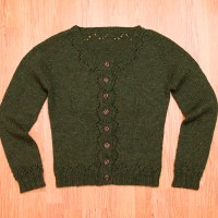 Completed: Miette Cardigan