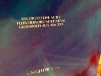 """The Splendid Ghetto Pipers - """"Nightpier"""", Artwork"""