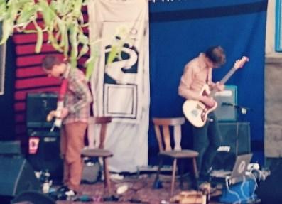 The Kanadagans live at Fête de la Musique / Brinke, Greifswald 2015