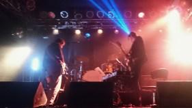 The Kanadagans live im M.A.U. Club, Rostock