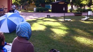 Huey Walker live beim Aquanostra Wasserfestival (Photo: Carina Köhn)
