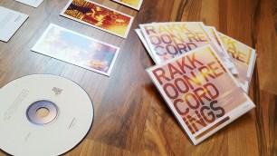 Huey Walker - Dreamsleaves (Rakkoon Recordings, 2017)