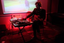 Huey Walker at Madame Claude (Experimontag, Apr. 9th, 2018), Berlin