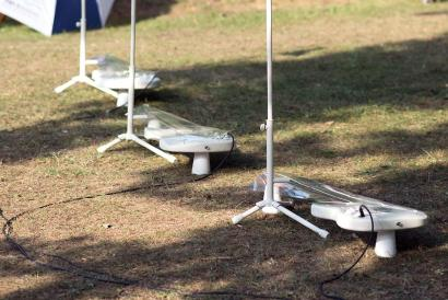 "Huey Walker spielt ""Droops"" beim Aquanostra Wasserfest, Bad Doberan"