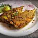 Goan Stuffed Mackerel