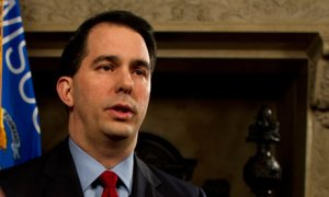 Wisconsin Governor Scott Walker