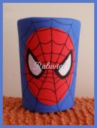 BOTE PORTALÁPICES SPIDERMAN