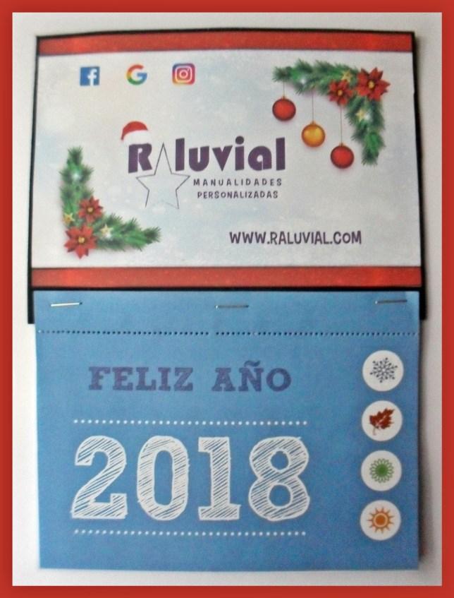 RALUVIAL FELIZ 2018
