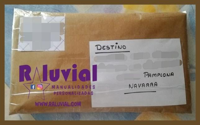 Envío pedido Raluvial