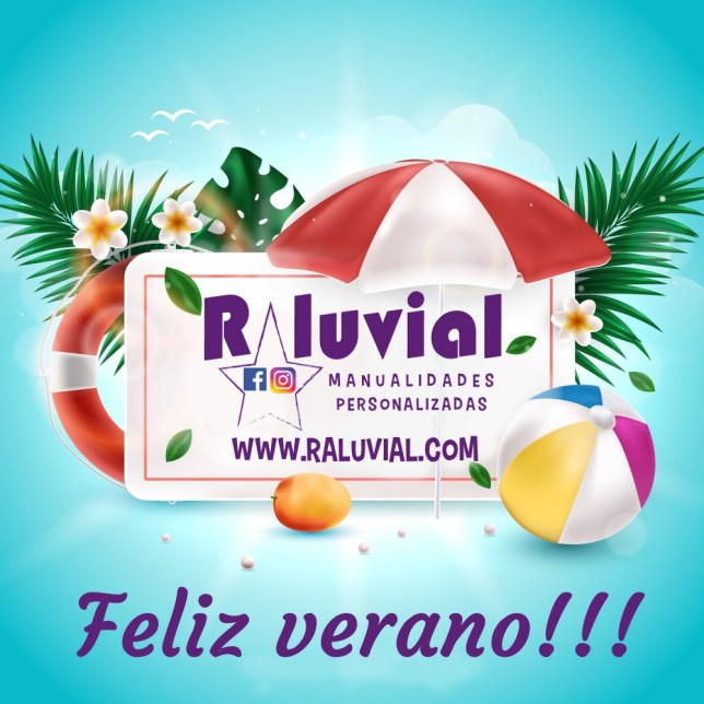 Raluvial Feliz verano 2020