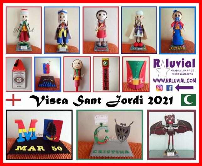 RALUVIAL VISCA SANT JORDI 2021