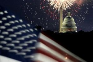 U.S. Capitol Celebrates Independence Day