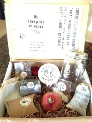 August The Homegrown Collective - superfood - detoxifying - antioxi-...docious