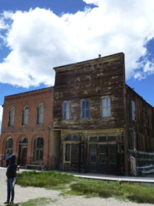 IOOF and Saloon to the Left, Bodie