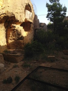 Chapelle rupestre