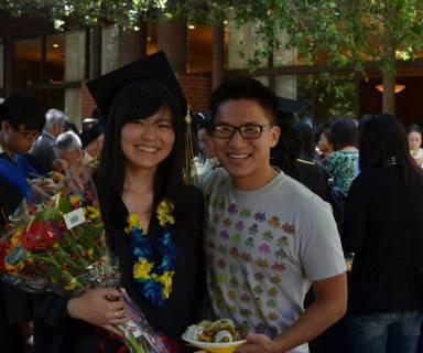 Jing Graduation