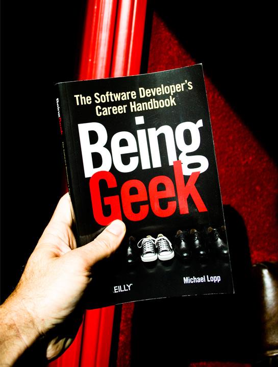 Being Geek Cover