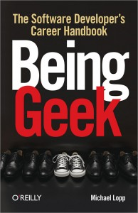 Being Geek Cover