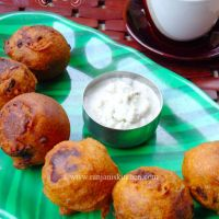 Sweet Potato Bonda | Snacks Recipes