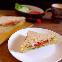 Vegetable Sandwich|how to make vegetable sandwich