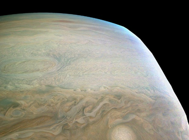 The Edge of Jupiter